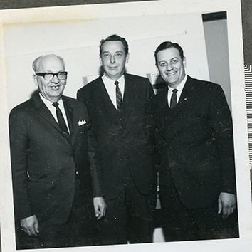 1968 - A First