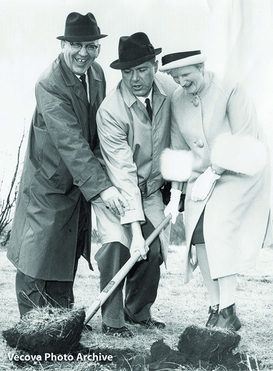 1968 - Groundbreaking Ceremony