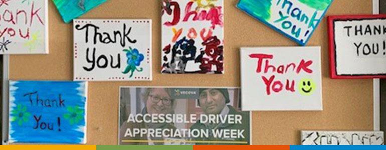 Accessible Driver Appreciation Week